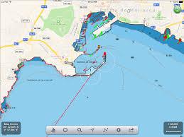 Seanav Official Vector Marine Charts For Spain Pocket Mariner