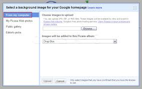 Google Homepage Background How To Change The Google Background