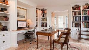 home office decorating. Home Office Decorating Becomes A Bigger Investment With Built-ins