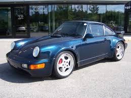 1994 Porsche 965 Turbo in Amazon Green | Porschebahn Weblog