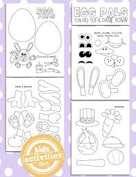 Since it's free, you can take a chance and try them out. Easter Egg Coloring Pages Printable Craft For Kids