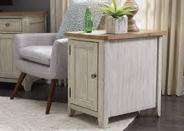antique white nightstand. Farmhouse Reimagined Antique White Door Chair Side Table Nightstand