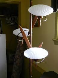 vintage lighting mid century modern. vintage 1960u0027s mid century modern atomic danish tension pole lamp eames mad men vintage lighting mid century modern d