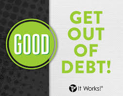 it works diamond bonus it works get out of debt bonuses are back angelia hoffman