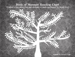 40 Day Book Of Mormon Reading Chart 12 90 Day Book Of Mormon Chart The Mormon Home Book Of