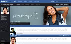 Facebook Website Design Facebook Design Concept Facebook Layout Facebook News