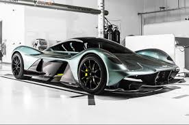 Aston Martin AM-RB 001 Officially Named Valkyrie