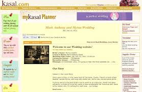 kasal com s mykasal planner offers free wedding announcements for soon to wed