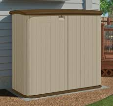 suncast outdoor storage cabinet