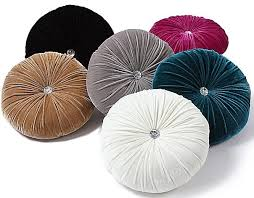 Round Pillow Covers Online