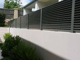 Contemporary Aluminum Privacy Fence Fence Ideas Maintenance