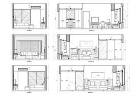 How To Plan Interior Design Autocad Elevation Drawings Free Plan Of Interior Design