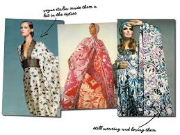 Kaftans The Long And The Short Of It Vicki Archer