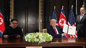 In Donald The Didn Singapore 't Trump Solve Atlantic North Korea B4x6Fw4Tq