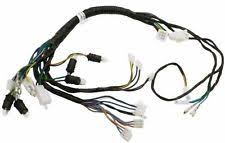 gy6 wiring harness ebay Wiring Harness Diagram at Sunl Wiring Harness