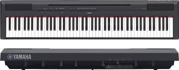 yamaha 88 key digital piano. yamaha p-115 88 key digital piano i