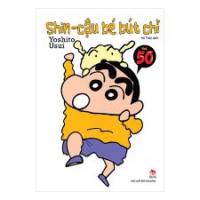 Shin - Cậu Bé Bút Chì - Tập 50 Ebook PDF/EPUB/PRC/MOBI