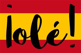 Resultado de imagen para bandera de españa