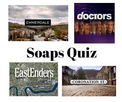 soaps quiz questions and answers