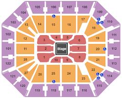 United Spirit Arena Seating Chart George Strait Mohegan Sun Arena Ct Tickets 2019 2020 Schedule Seating