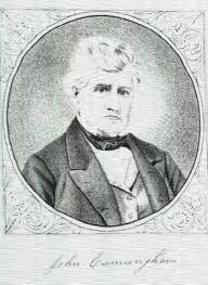 Capt. John Cunningham (1795 - 1864) - Genealogy