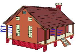 resurrecting an acadian house