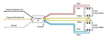 fluorescent light wiring diagram for ballast fluorescent wiring diagram for compact fluorescent ballast jodebal com on fluorescent light wiring diagram for ballast