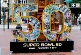 super bowl office party ideas. Super Bowl 50 Art Is Seen On Market St. Sunday, Jan. 31 Office Party Ideas