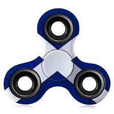 Patterned Fidget Spinner