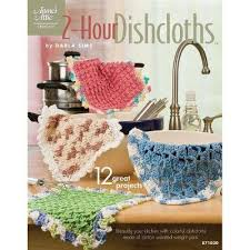 2-Hour Dishcloths - (Annie's Attic: Crochet) By Darla Sims (Paperback) :  Target