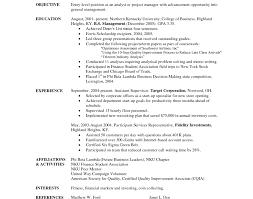 Finance Graduate Resume Xml Programmer Sample Resume Assistant