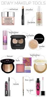 basic makeup tools. dewy makeup tools via blonder ambitions {www.blonderambitions.com} basic i