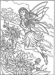 Small Picture Detailed Coloring Pages For Adults Here Is A Detailed Fairy 16242