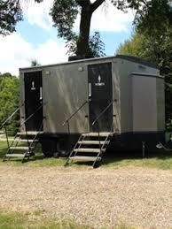 bathroom trailer rental. Contemporary Bathroom Jimmyu0027s Johnnys 14ft Luxury Restroom Trailer Rental In Bathroom