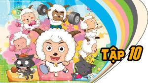 cừu vui vẻ và sói xám tập 10 | phim hoạt hình mới nhất 2020 - YouTube