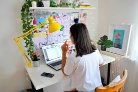 home office makeovers. Tiny, Home, Office, Makeover, Budget, Interior #office #officedecor # Home Office Makeovers