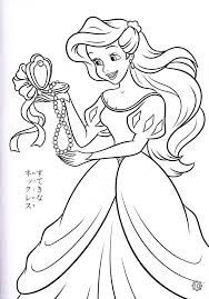 Small Picture Disney Princess Coloring Pages Online Games Coloring Coloring Pages