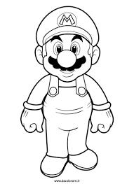 Coloriage Imprimer Personnages C L Bres Nintendo Super