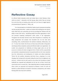 writing reflective essay agenda the outsiders questions how to  narrative reflective essay example sample how to write a in nursing of reflection on new perspectives