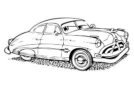 Kleurplaat Cars Pixar 2395