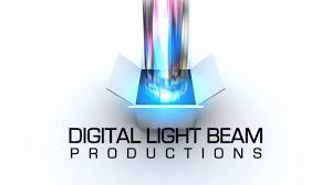 Light Beam Logo Digital Light Beam Logo Youtube