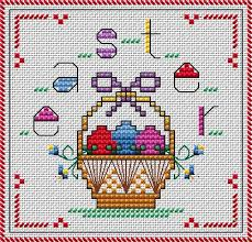 Free Cross Stitch Pattern Maker Unique Free Cross Stitch Patterns EASTER Free Cross Stitch Pattern