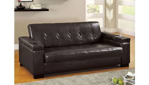 ballwin modern futon with storage