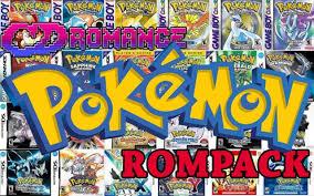 pokemon games roms nds gba gbc