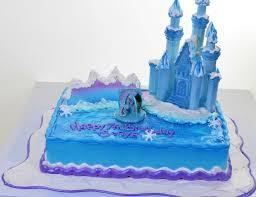 1905 Frozen Elsas Castle Wedding Cakes Fresh Bakery Pastry