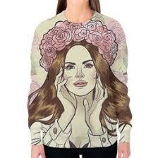 Купить футболки <b>Lana Del</b> Rey, одежда Лана Дель Рей на заказ в ...