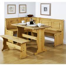 Kitchen Table Corner Bench Dining Table With Corner Bench Seat Uk Crowdsmachinecom