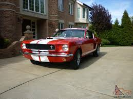 SHELBY GT350 MUSTANG TRIBUTE, SHOW QUALITY, TOTALLY RESTORED FAST CAR