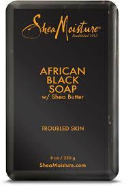 <b>SheaMoisture African Black</b> Soap Bar Soap   Ulta Beauty
