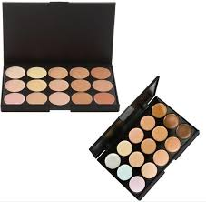 new 2016 hot special professional 15 color concealer care camouflage makeup palette